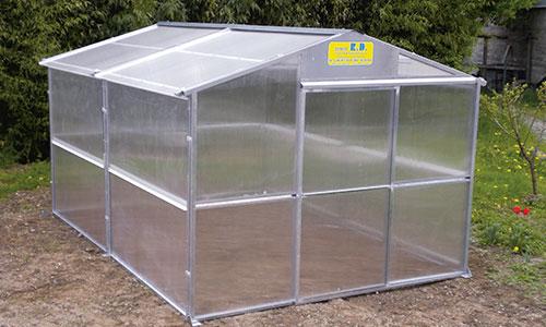 Serre da orto professionali for Serre agricole usate in vendita